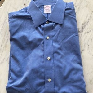 Brooks Brothers No Iron 16x33 Dress Shirt